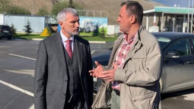 Журавлев пообещал ветеранам в Ленобласти отстаивать их интересы в Госдуме