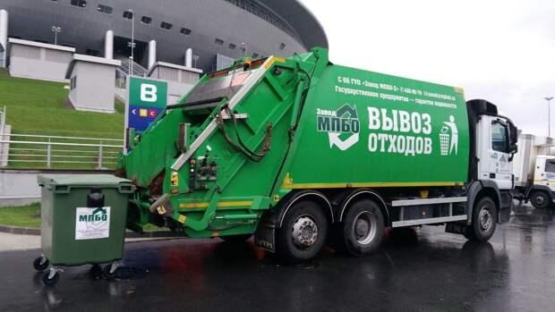 Плату за вывоз отходов отменят для ветеранов Великой Отечественной войны