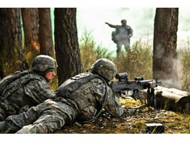 Прибалтика заманивает армию США
