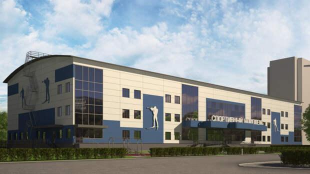 Новый спорткомплекс на Барышихе откроется в августе