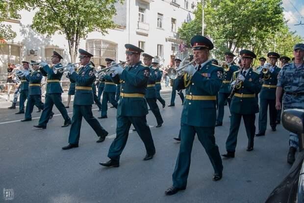 В Севастополе официально открылся фестиваль военных оркестров Росгвардии «Всегда на страже-2021»