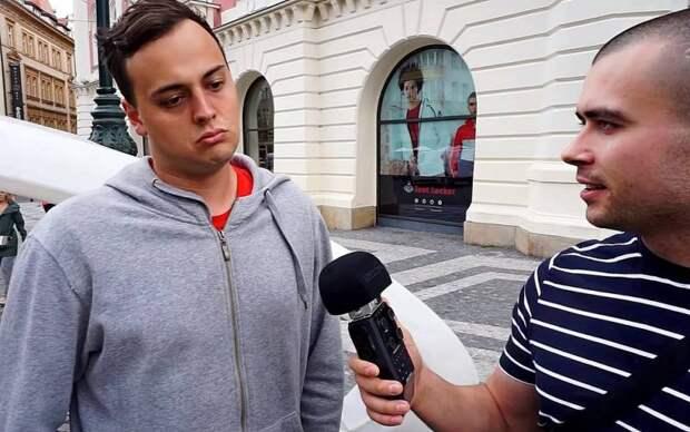 Рядовые чехи отреагировали на высылку российских дипломатов из страны