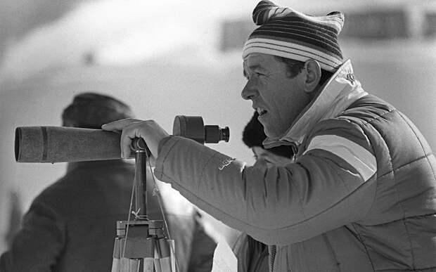Умер заслуженный тренер СССР по биатлону Александр Привалов. Ему было 87 лет