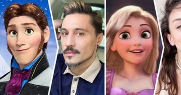 17 случаев, когда актеры озвучки мультфильмов оказались почти на одно лицо со своими персонажами
