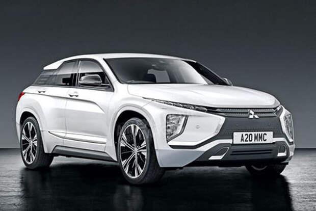 Mitsubishi возродит Lancer. Но он радикально изменится