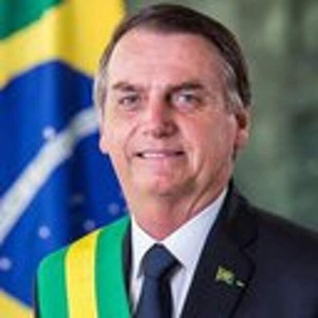 Президент Бразилии обвинил Ди Каприо в поджоге лесов Амазонии