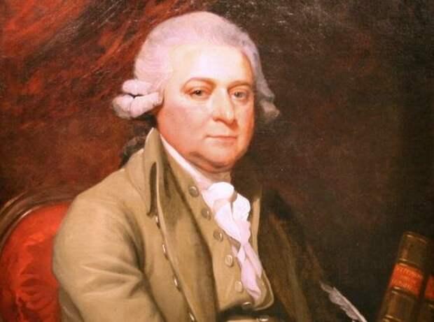 Второй президент США Джон Адамс (источник изображения - economic-definition.com)
