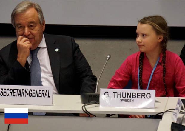 Грета Тунберг на обложке журнала ТIME: станет ли она представителем нового поколения?