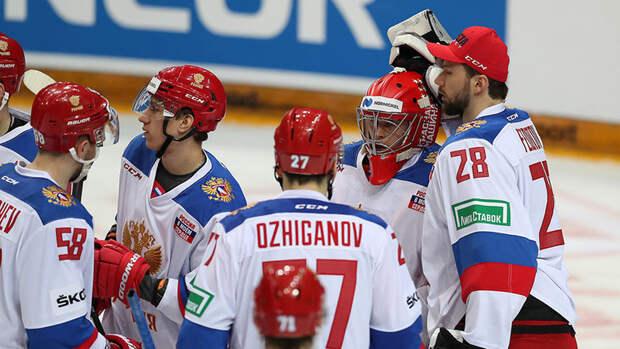 Яковлев иеще пять хоккеистов покинули сборную России перед ЧМ-2021
