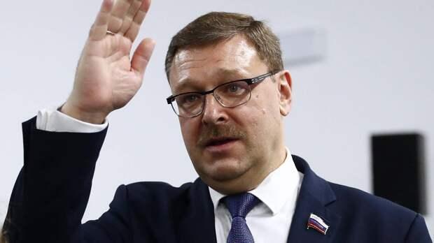 Косачёв хвалится: Москва игнорировала русских ради целостности лимитрофов