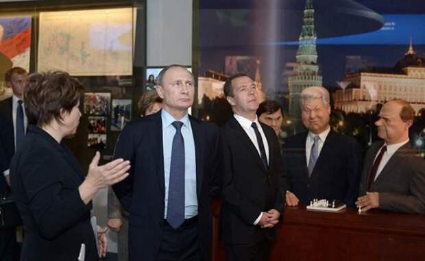 Запад ставит на Семью против Путина