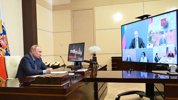 «Не столь значительна, но выходит за целевые ориентиры»: Владимир Путин оценил ситуацию с инфляцией в России