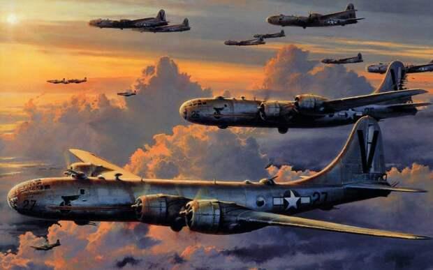Уничтожить американские бомбардировщики любой ценой! Дерзкий рейд японских коммандос