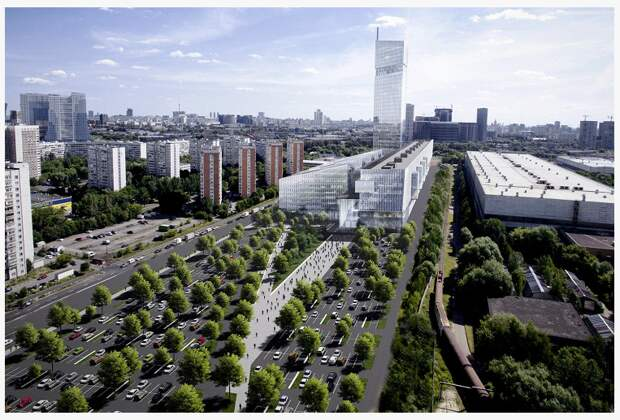 «Превращение Москвы в ультрасовременный мегаполис»: планы застройки на ближайшие 15 лет
