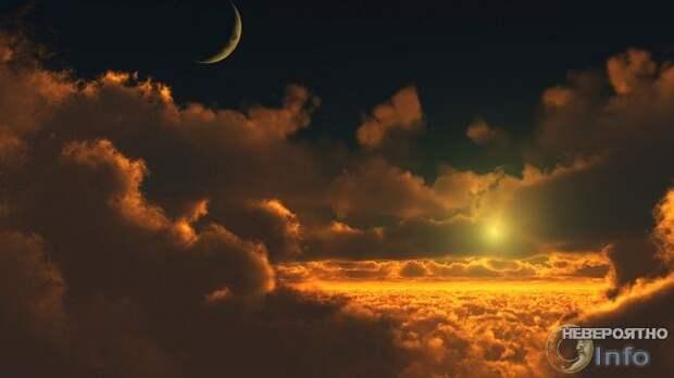 Куда исчезала Луна тысячу лет назад?