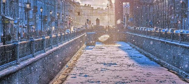 First snow. by Tamara Pokrovskaya on 500px.com