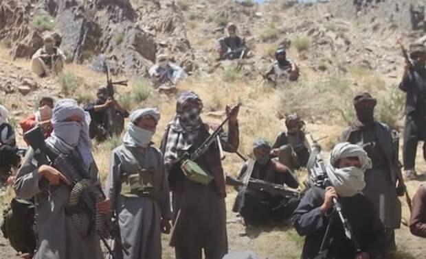 Афганская армия потеряла контроль ещё над одним районом в центральной части страны