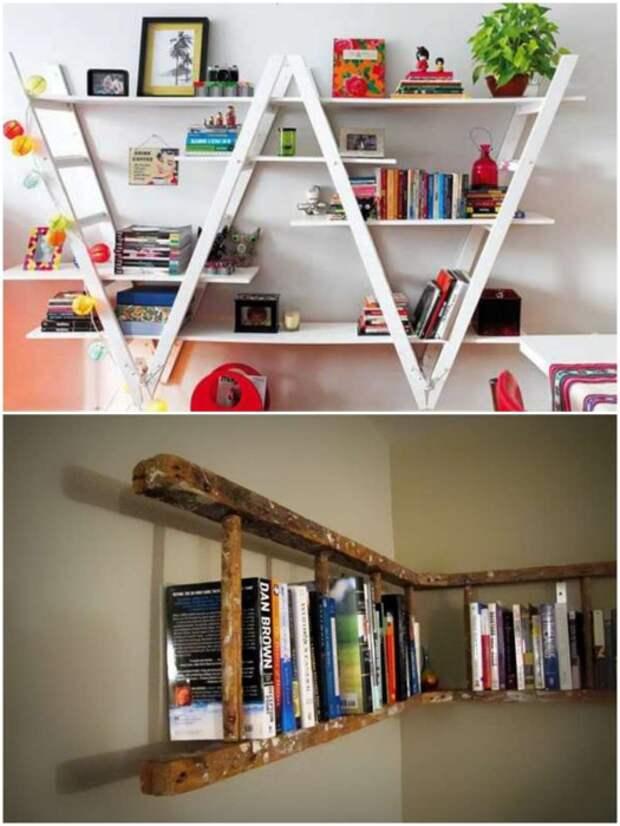 По-настоящему необычные полки и шкафы