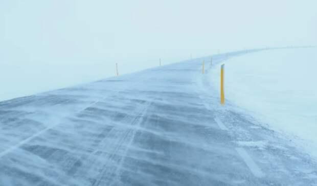 В Оренбуржье перекрыли движение еще на двух трассах
