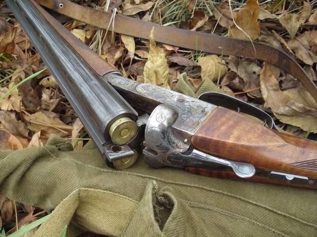 ИЖ-54 – советская двустволка, которая может конкурировать с немецким охотничьим оружием