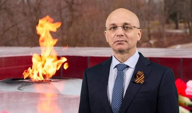 Председатель Заксобрания Карелии поздравил с Днем 76-летия Победы