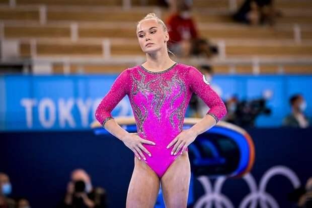 Гимнастка Мельникова принесла российской сборной «бронзу» Олимпиады