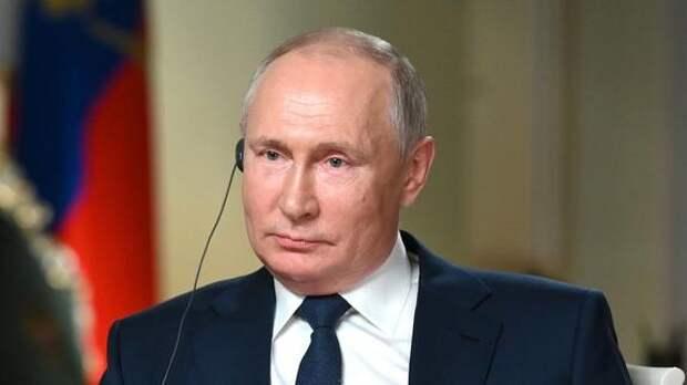 Путин заявил, что у него нет и не может быть иллюзий насчет отношений с США