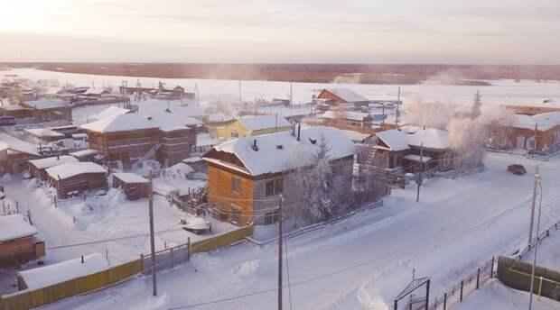 ТОП-5 самых холодных городов в России