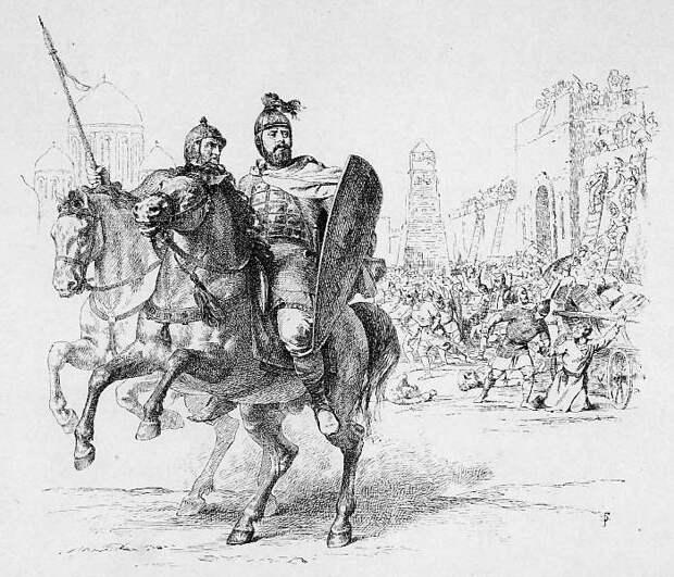 Чехарда князей на Волыни. Перемены в обществе в XII веке