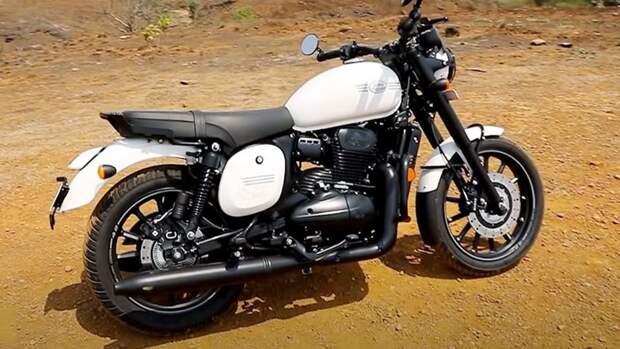 Культовый мотоцикл JAWA возвращается на российский рынок