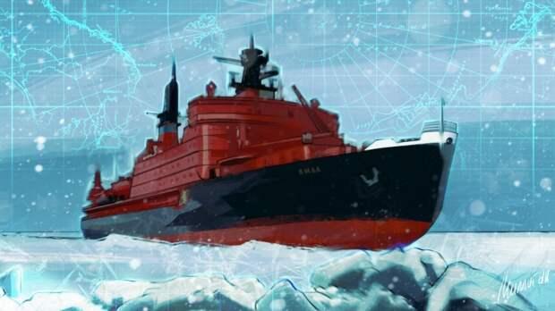 Развитие Северного морского пути поможет вернуть России часть Арктики