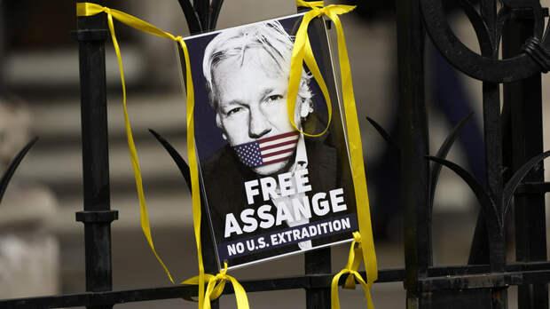 «Работа на публику»: что может стоять за гарантиями США в деле об экстрадиции Джулиана Ассанжа