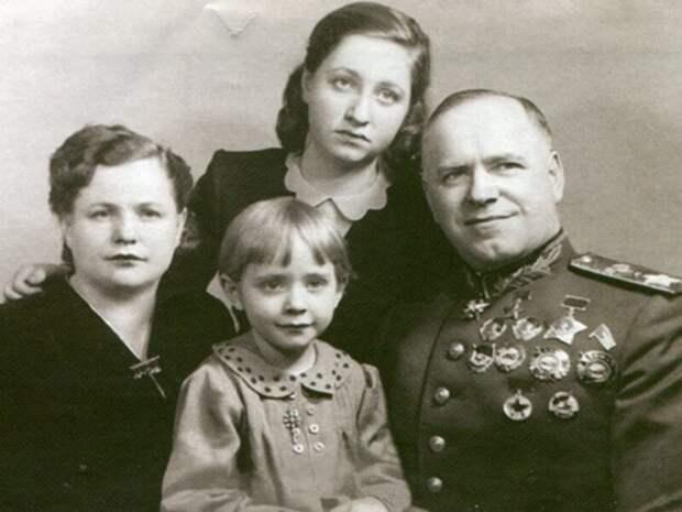 Любимые женщины маршала Жукова