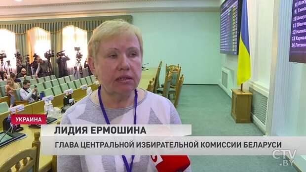 Итоговые результаты голосования в Беларуси не бьют даже с протоколами самого ЦИК