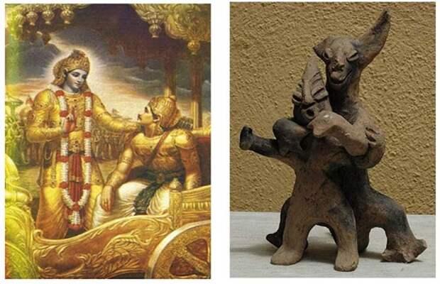 Век ящеров - Брахманы и Боги