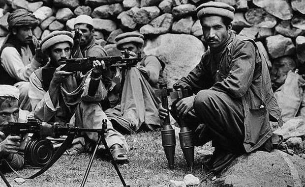 Зачем китайцы помогали афганским «душманам» в войне против СССР