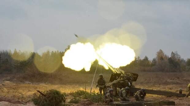 ВСУ обстреляли населенные пункты в Донбассе из минометов и орудий БМП