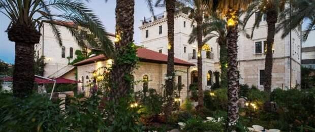 Самые интересные отели, расположенные во дворцах