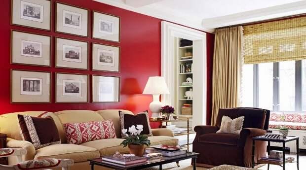 Бежевый цвет в сочетании с другими цветами в интерьере: современные идеи (89 фото)