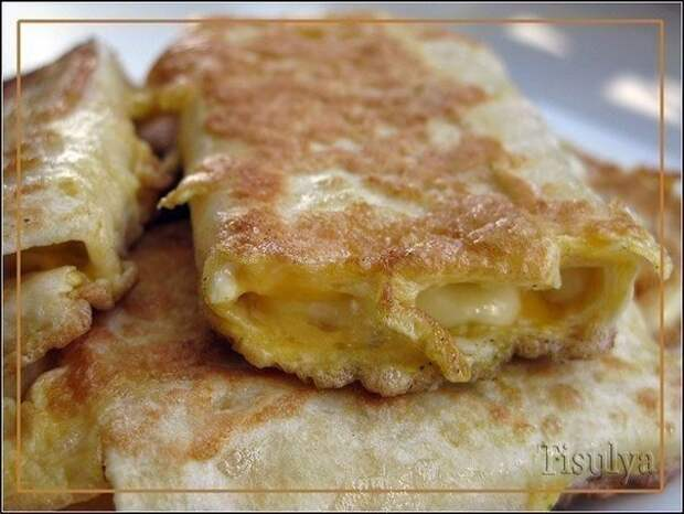 ЛЮБИМЫЙ ЗАВТРАК. Пирожки из тонкого армянского лаваша