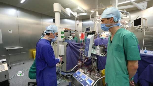 Сравнимо с прорывом в космос: достижения российской сердечно-сосудистой хирургии