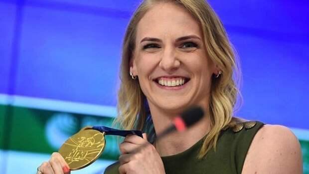 Олимпийская чемпионка— опрививке отковида: «Наша сборная уже вакцинировалась»