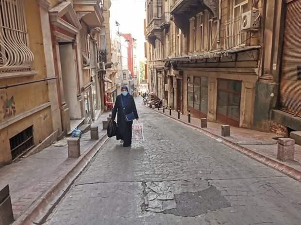 В Стамбуле сейчас немноголюдно / Фото: Елена Харо