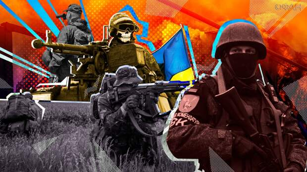 Украинский военный пенсионер рассказал о «ворах и холуях» в ВСУ