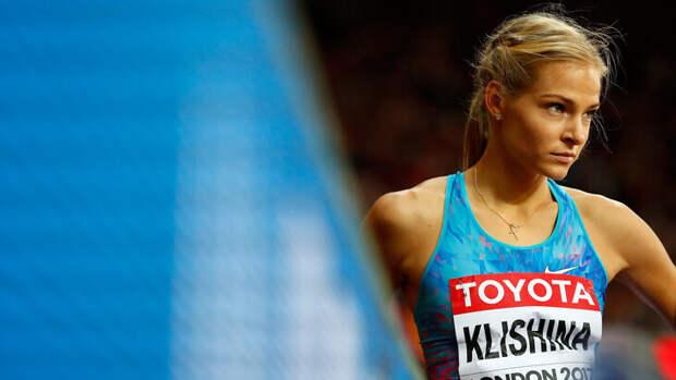 Клишина и Чичерова вошли в международный пул допинг-тестирования