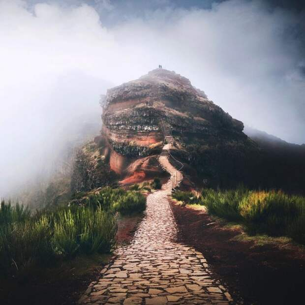 Захватывающие путешествия Мэтта Оуэна-Хьюза
