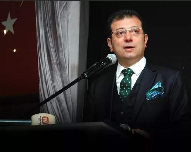 ЦИК Турции назвал кандидата от оппозиции победителем на выборах мэра Стамбула