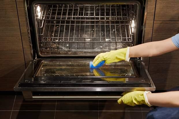 Как сделать уборку без химии
