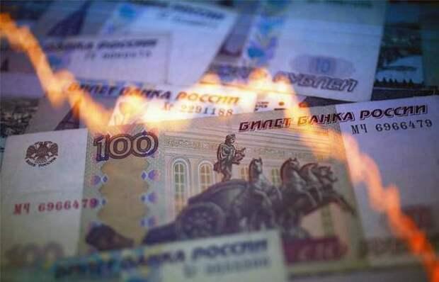 «Без шансов». Россиян готовят не к девальвации, а к более опасному