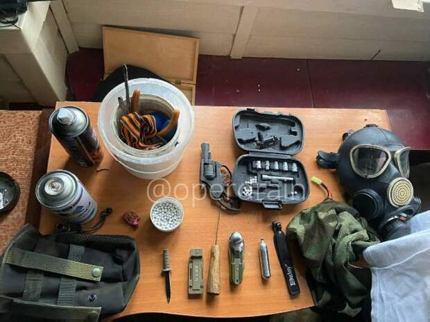 В Астрахани возбуждено уголовное дело в отношении экстремистской группы «А.Н.Д»
